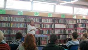 בספרייה בערד